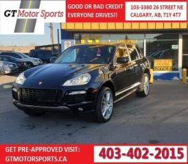 Used 2008 Porsche Cayenne Turbo for sale in Calgary, AB