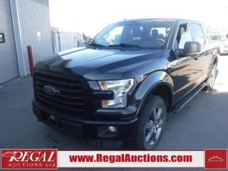 Used 2015 Ford F-150 XLT SUPERCREW 4WD 5.0L for sale in Calgary, AB