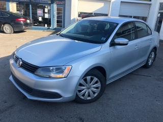 Used 2014 Volkswagen Jetta TRENDLINE+ for sale in Hamilton, ON