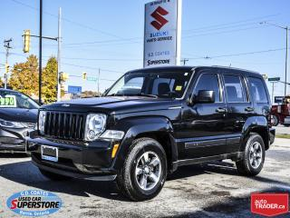 Used 2008 Jeep Liberty Sport 4X4 for sale in Barrie, ON