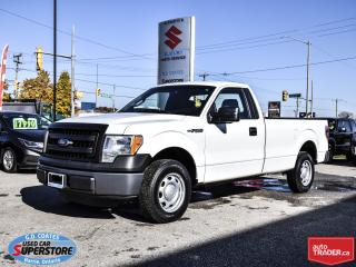 Used 2014 Ford F-150 XL ~Regular Cab ~8' Box ~GREAT WORK TRUCK! for sale in Barrie, ON