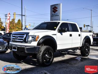 Used 2013 Ford F-150 XLT Super Crew 4x4 ~5.0L V8 for sale in Barrie, ON