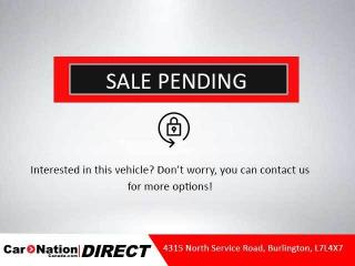 Used 2018 Jeep Compass Trailhawk| 4X4| LEATHER-TRIMMED SEATS| NAVI| for sale in Burlington, ON