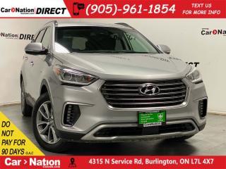 Used 2019 Hyundai Santa Fe XL Preferred| AWD| APPLE CARPLAY & ANDROID| for sale in Burlington, ON