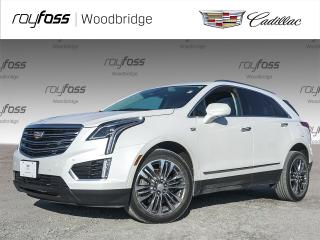 Used 2017 Cadillac XTS AWD, SUNROOF, VENTED SEATS, NAV for sale in Woodbridge, ON