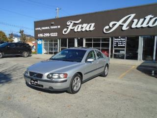Used 2004 Volvo S60 2.4 for sale in Scarborough, ON