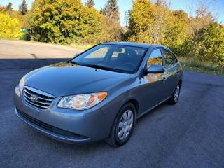 Used 2010 Hyundai Elantra 4DR SDN for sale in Mississauga, ON
