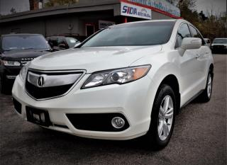 Used 2014 Acura RDX AWD 4dr Tech Pkg for sale in Richmond Hill, ON