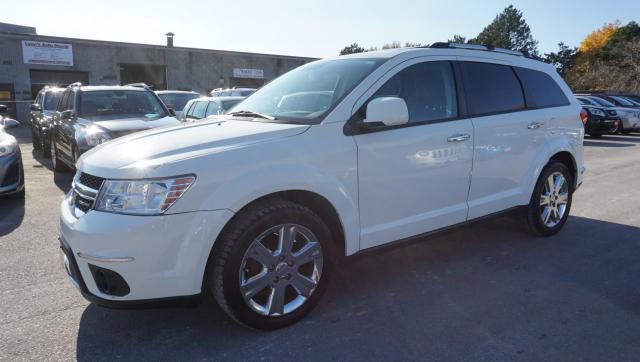 2012 Dodge Journey R/T AWD 7 PASSENGERS DVD CERTIFIED 2YR WARRANTY BLUETOOTH SUNROOF LEATHER