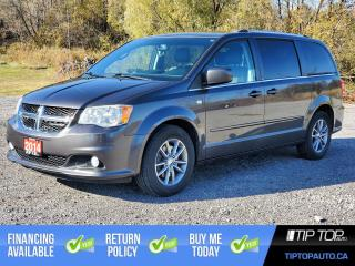 Used 2014 Dodge Grand Caravan 30th Anniversary ** 1 Owner, Clean Carfax, Leather for sale in Bowmanville, ON