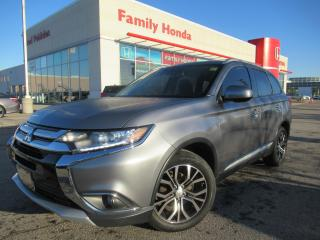 Used 2016 Mitsubishi Outlander ES | SUNROOF | REVERSE CAM | for sale in Brampton, ON