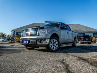 Used 2010 Ford F-150 XLT- 5.4L V8- SOLD AS IS for sale in Essex, ON