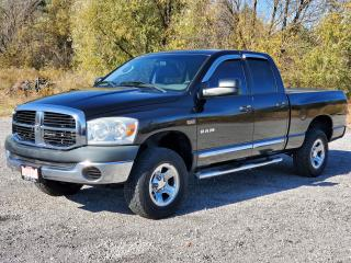 Used 2008 Dodge Ram 1500 ST ** Dealer Maintained, 5.7L V8, 4x4, Incredible for sale in Bowmanville, ON