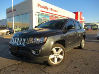 Used 2014 Jeep Compass SPORT NORTH | HEATED SEATS | SUNROOF | for sale in Brampton, ON