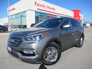 Used 2018 Hyundai Santa Fe Sport LUXURY | NAVI | HEATED SEATS | REVERSE CAM | for sale in Brampton, ON