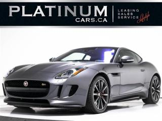 Used 2017 Jaguar F-Type S, AWD, NAVI, Clean Carfax for sale in Toronto, ON