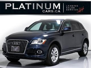 Used 2014 Audi Q5 2.0T quattro Technik, NAVI, XENONS, Heated Seats for sale in Toronto, ON