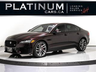 Used 2017 Jaguar XF S, AWD, NAVI, SUNROOF, Lane ASSIST, Keyless for sale in Toronto, ON