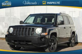 Used 2010 Jeep Patriot 4 RM, 4 portes, Sport for sale in Ste-Rose, QC
