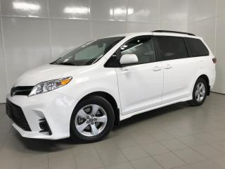 Used 2019 Toyota Sienna LE, 8PLACES, A/C, CAM, MAGS, Sièges Chau for sale in Montréal, QC