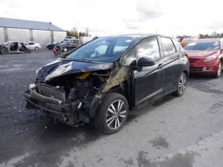 Used 2016 Honda Fit for sale in St-Philibert, QC