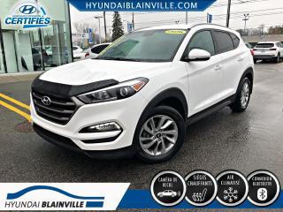 Used 2016 Hyundai Tucson PREMIUM DÉMARREUR DISTANCE,CAMÉRA DE REC for sale in Blainville, QC
