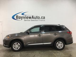 Used 2019 Mitsubishi Outlander ES - 4WD! HTD SEATS! REVERSE CAM! PWR GROUP! ALLOYS! for sale in Belleville, ON