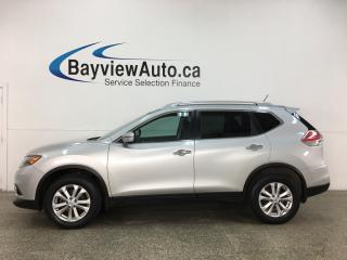 Used 2016 Nissan Rogue SV - AWD! PANOROOF! NAV! HTD SEATS! for sale in Belleville, ON