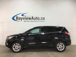Used 2017 Ford Escape - 4WD! ECOBOOST! HEATED SEATS! FULL PWR GROUP! + MORE! for sale in Belleville, ON