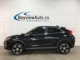 Used 2018 Mitsubishi Eclipse Cross ES - AWC! HTD SEATS! REVERSE CAM! ALLOYS! for sale in Belleville, ON