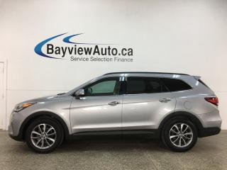 Used 2019 Hyundai Santa Fe XL Preferred - AWD! 7PASS! HTD SEATS! PWR GROUP! ALLOYS! for sale in Belleville, ON