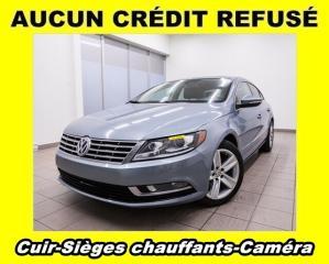 Used 2013 Volkswagen Passat CC SPORTLINE CAMÉRA SIÈGES CHAUFFANTS *CUIR* for sale in St-Jérôme, QC