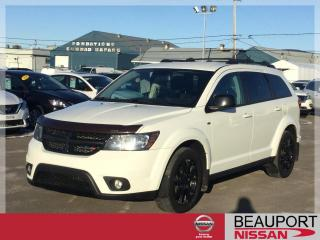 Used 2013 Dodge Journey SXT ***BLACKTOP EDITION*** for sale in Beauport, QC