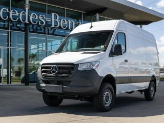 New 2019 Mercedes-Benz Sprinter 2500 for sale in Calgary, AB