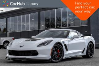 Used 2017 Chevrolet Corvette Z06 2LZ SuperChargrd|7_Speed_Manual|Bose_Audio|Head_Up_Display for sale in Thornhill, ON
