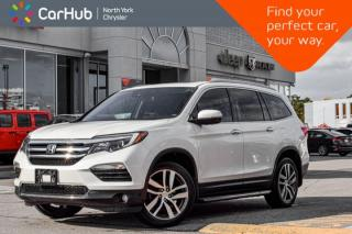 Used 2017 Honda Pilot Touring|7-Seat|Entertain.Screen|Adapt_Cruise|Navi|Sunroof|Backup_Cam| for sale in Thornhill, ON