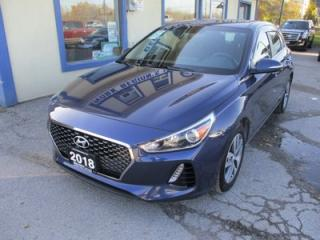 Used 2018 Hyundai Elantra GT 6-SPEED MANUAL GT EDITION 5 PASSENGER 2.0L - DOHC.. HEATED SEATS.. TOUCH SCREEN.. BACK-UP CAMERA.. BLUETOOTH SYSTEM.. for sale in Bradford, ON