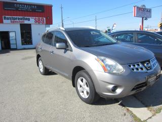 Used 2013 Nissan Rogue S $7,995 +HST +LIC FEE / AWD / CLEAN CARFAX REPORT for sale in North York, ON