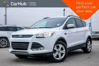 Used 2014 Ford Escape SE|4x4|Bluetooth|Backup Cam|Keyless Entry|Heated Front Seats|17