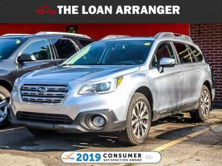 Used 2015 Subaru Outback for sale in Barrie, ON