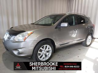 Used 2013 Nissan Rogue Traction intégrale, 4 portes SV, AWD, 4W for sale in Sherbrooke, QC