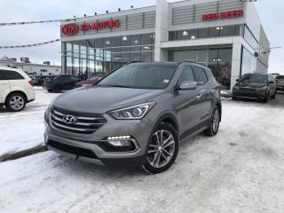 Used 2018 Hyundai Santa Fe Sport 2.0T Limited for sale in Red Deer, AB