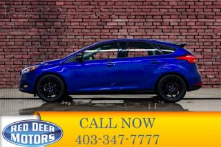 Used 2015 Ford Focus SE Hatchback Manual BCam Heated Seats for sale in Red Deer, AB
