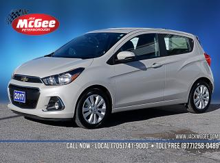 Used 2017 Chevrolet Spark 1LT CVT Toasted Marshmallow Colour for sale in Peterborough, ON