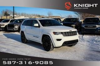 Used 2019 Jeep Grand Cherokee Altitude - NAV, Sunroof, Rear View Camera for sale in Medicine Hat, AB