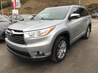 Used 2016 Toyota Highlander Traction intégrale 4 portes XLE for sale in Val-David, QC