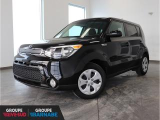 Used 2016 Kia Soul LX CLIMATISEUR BAS KM for sale in St-Jean-Sur-Richelieu, QC