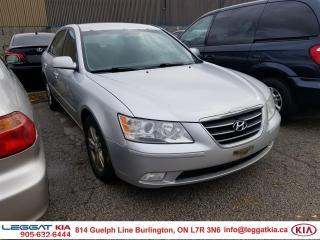 Used 2009 Hyundai Sonata GL V6 | AS IS for sale in Burlington, ON