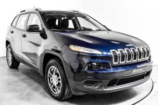 Used 2014 Jeep Cherokee SPORT AWD V6 A/C MAGS for sale in Île-Perrot, QC