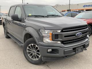 Used 2018 Ford F-150 XLT POWER SEAT, REVERSE CAMERA, SYNC for sale in Midland, ON